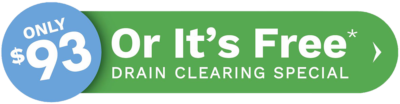 Drain Clearing Special - Eco Plumbers